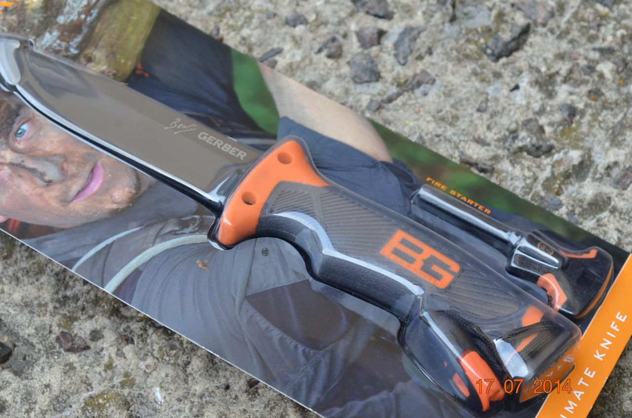 Нож GERBER BEAR GRYLLS ULTIMATE FINE EDGE