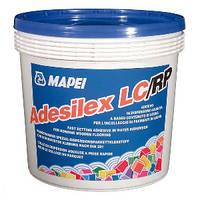 Mapei Adesilex LC/RP, бежевый 20 кг Вододисперсионный быстросхватывающийся клей.