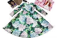 Платье в пол Dolce из лёгкого шифона   37$
