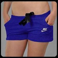 """Шорты трикотажные """"Nike"""". Распродажа модели электрик, 40"""