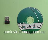 Беспроводной мини адаптер USB WiFi 150Mbps