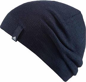 Шапка Adidas Perf Beanie (темно-синий)