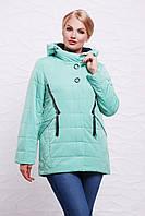 Куртка женская большого размера, фото 1