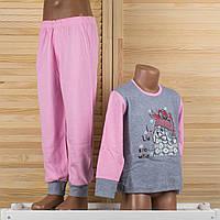Детская пижама на девочку Турция. Moral 05-3 6/7. Размер на 6/7 лет.