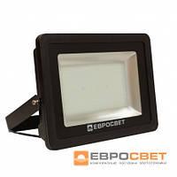 Светодиодный Прожектор 200вт EVRO LIGHT EV-200-01 200W  180-260V 6400K 18000lm (серия PRO)