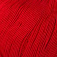 Пряжа Mondial Cable 8 Красный