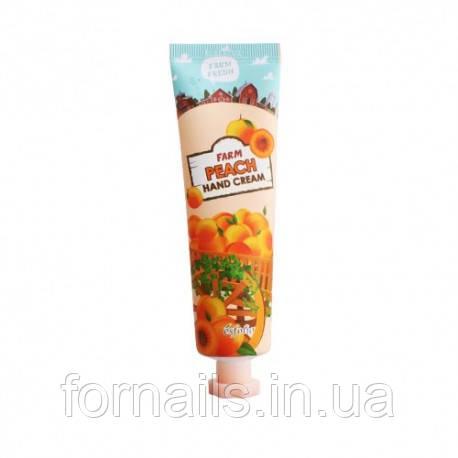 Esfolio Farm peach Hand Cream, Крем для рук Фермерский персик 903