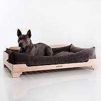 Dog Kingly Light  - Королевская (деревянная кроватка для собак)