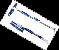 Щетка со скребком ALPEN1 Robust Telescope, 78-110см, 6866