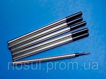 Стержень шариковый 0, 5мм черный, паста для бизнес ручек, тип паркер (ролл, ампула, стержень, чернила)