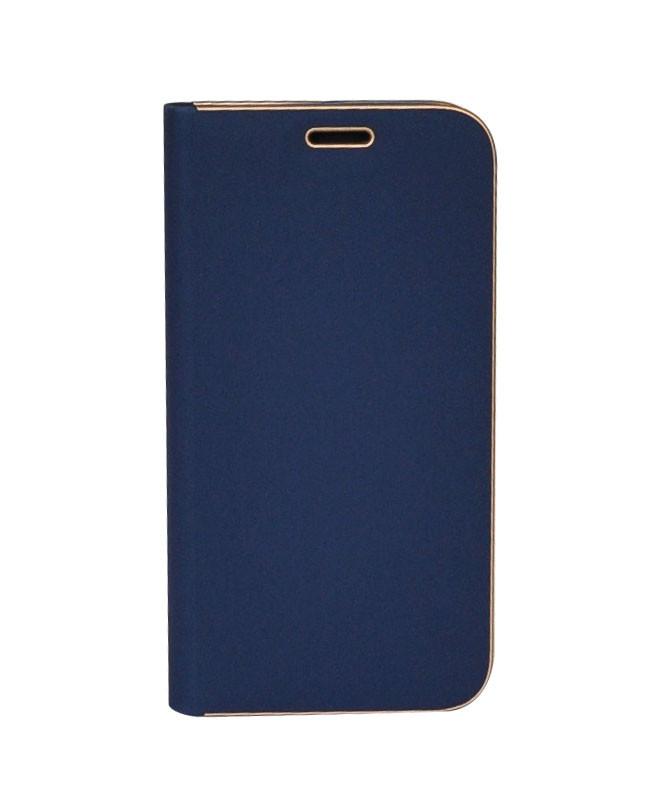 Чехол-книжка CORD TOP №2 для Samsung Galaxy J3 (2017) J330F синий