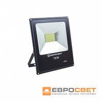 Прожектор EVRO LIGHT EV-70-01 70W 95-265V 6400K 5600lm SMD (серия стандарт)
