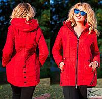 Женская демисезонная куртка, от 52 до 58 размера