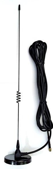 Антенна автомобильная на магните VHF/UHF UT-308H NAGOYA