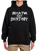 "Толстовка ""Skate and Destroy"" , фото 1"