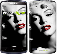 """Чехол на Lenovo S920 Мэрилин Монро """"2370c-53-4074"""""""