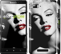"""Чехол на Lenovo Vibe Z K910 Мэрилин Монро """"2370c-85-4074"""""""
