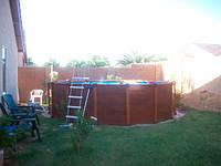 Каркасный бассейн Intex  54972 Интекс 478 см х 124 см. киев, фото 1