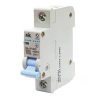 Выключатель автоматический NIK серия «HOME» ВА-1Р-B16-4500