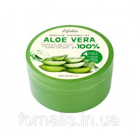 Esfolio Moisture Soothing Gel Aloe Vera 100% Purity, Увлажняющий гель с алоэ 1003
