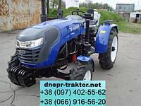 Мини-трактор ДТЗ 4354H, ГУР (35 л.с., 4х4)