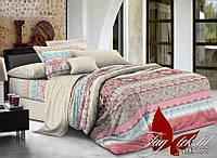 Сменная постель в кроватку полуторная R103157