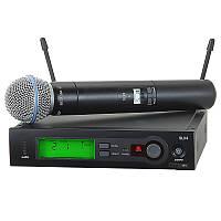 Микрофонная радиосистема SLX4 SHURE UHF242/Beta58A