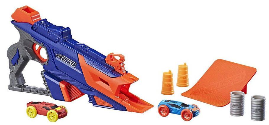 Бластер Nerf Longshot Smash Hasbro C0784, фото 2