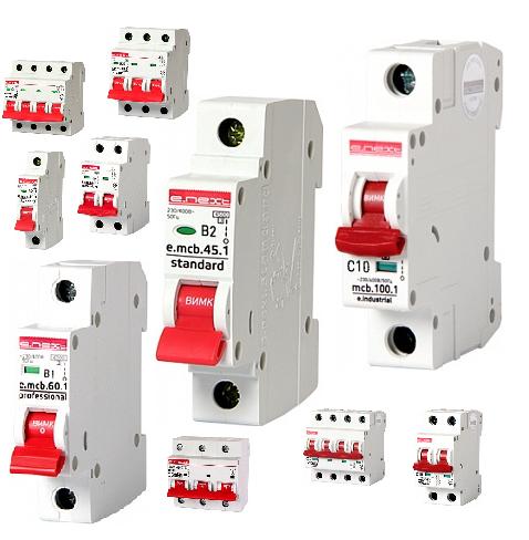 УЗО и автоматические выключатели (защита электрической цепи)