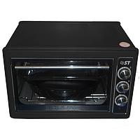 Духовка печь электрическая 33л ST 77-500-03 черная