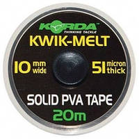 ПВА Лента на шпуле Korda Kwik-Melt 10mm PVA Tape