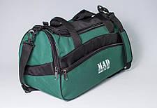 "Спортивная сумка ""TWIST"" (зеленая), фото 2"