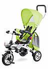 Велосипед-коляска трехколесный Lionelo TIM PLUS Green, фото 2