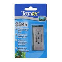 Лезвие для скребка Tetratec GS45 для чистки аквариума, 2 шт