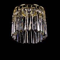 Точечный хрустальный светильник SPOT 02 ArtGlass