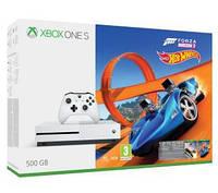 XBOX ONE 500GB S+Forza Horizon 3  Hot Wheels + XBL 6 мес.
