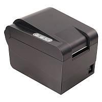 Xprinter XP 235B термопринтер принтер этикеток, наклеек, штрих-кода 58мм