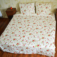 """Полуторное постельное белье """"Чайная роза"""""""