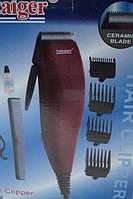 Машинка для стрижки волос Schtaiger SHG-4712 с полной комплектацией.