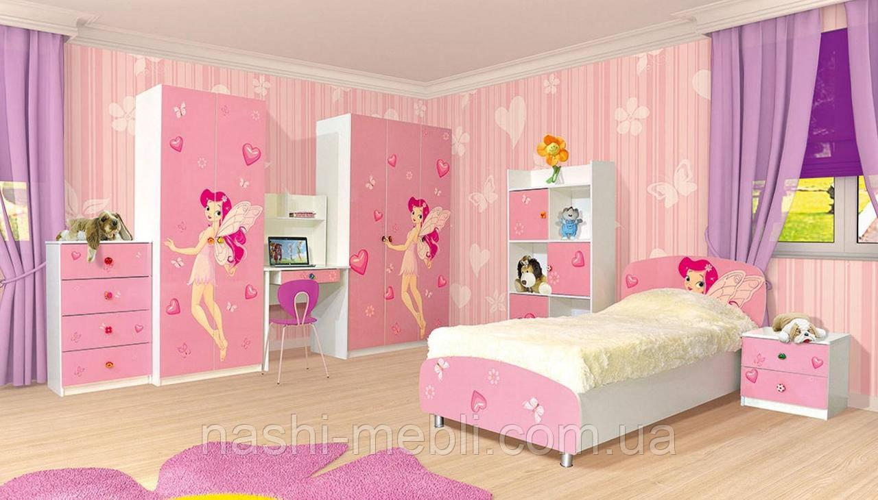 Дитяча кімната Мульти Фея