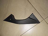 Пластик часть обтекателя правая Loncin 250-2A GP RE250 - 341860004-0001
