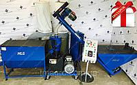 Линия гранулирования (кормов и пеллет) МЛГ-500(kombi)