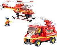 Конструктор пожарная часть. Аэропорт