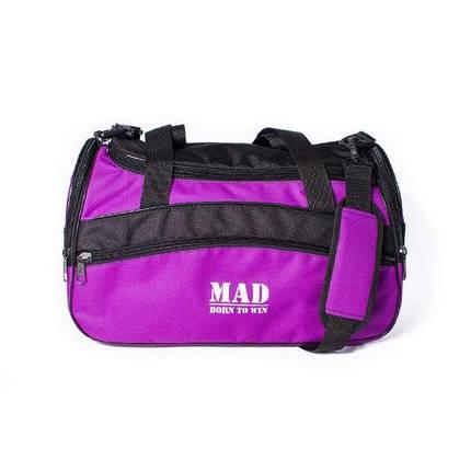 "Спортивная сумка ""TWIST"" (фиолетовая), фото 2"