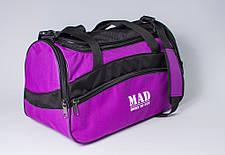 "Спортивная сумка ""TWIST"" (фиолетовая), фото 3"