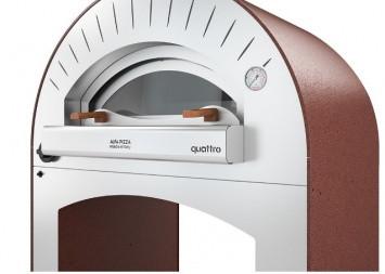 Печь для пиццы на дровах AlfaPizza QUATTRO PRO