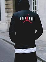 """Толстовка """"Supreme x Jordan"""" , фото 1"""