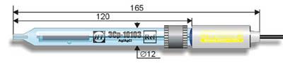 Электрод сравнения ЭСр-10103 лабораторный