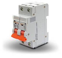 Вимикач автоматичний NIK серія «PRO» ВА-2Р-С25-6000