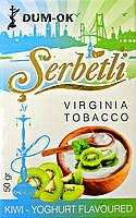 Табак для кальяна Serbetli Kiwi-Yoghurt (Йогурт с киви)